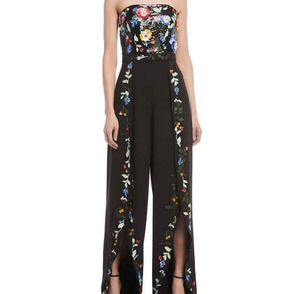 6020ca2a51b Alice + Olivia Dresses   Skirts - NWT  1100 Alice   Olivia Jeri Jumpsuit ...